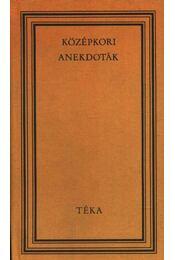 Középkori anekdoták - Régikönyvek