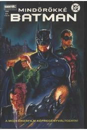 Mindörökké Batman 1995 - Régikönyvek