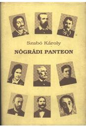 Nógrádi panteon - Régikönyvek