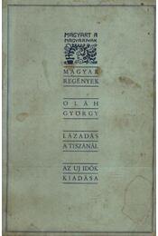 Lázadás a Tiszánál - Régikönyvek