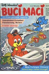 Buci Maci 1995/június - Régikönyvek
