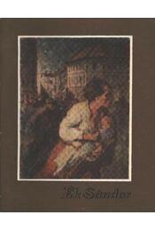 Ék Sándor (dedikált) - Régikönyvek