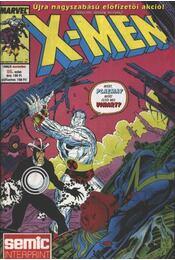 X-Men 1996/6 november 35. szám - Régikönyvek