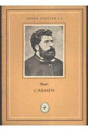 Carmen - Régikönyvek