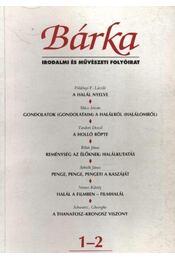 Bárka 1994/1-2. - Régikönyvek