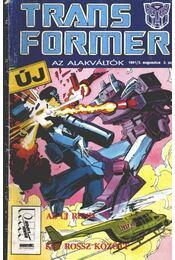 Transformer 1991/3. augusztus 3. szám - Régikönyvek