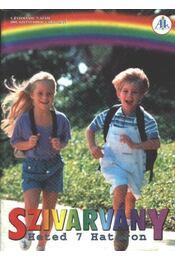 Szivárvány 2001. szeptember V. évfolyam 7. szám - Régikönyvek