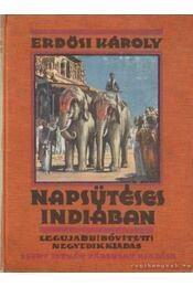 Napsütéses Indiában - Régikönyvek