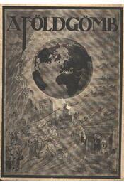 A földgömb 1931. 4. szám - Régikönyvek