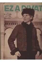 Ez a divat 1973. évfolyam (hiányos) - Régikönyvek