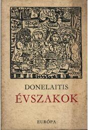 Évszakok - Donelaitis - Régikönyvek