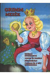 Grimm-mesék - Régikönyvek