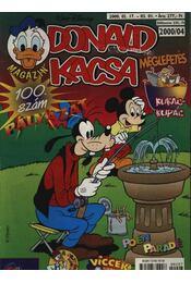 Donald Kacsa 2000/04. - Régikönyvek