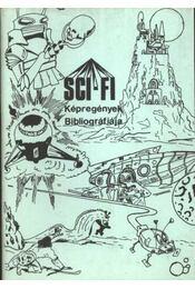 SCI-FI Képregények Bibliográfiája - Régikönyvek