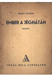 Ember a jéghátán (aláírt) - Régikönyvek
