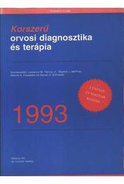 Korszerű orvosi diagnosztika és terápia 1993. - Régikönyvek