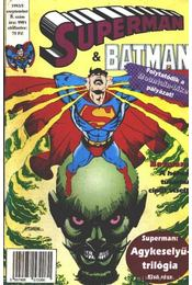 Superman és Batman 1993/5. szeptember 8. szám - Régikönyvek