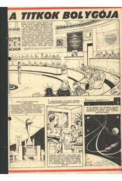 A titkok bolygója - Régikönyvek