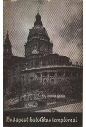 Budapest katolikus templomai - Régikönyvek