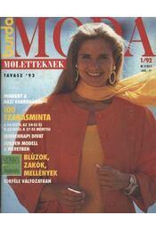Burda Moda 1992/1. - Régikönyvek