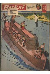 Buksi 1958. május II.évfolyam 20. szám - Régikönyvek