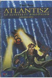 Atlantisz 2. rész - Régikönyvek