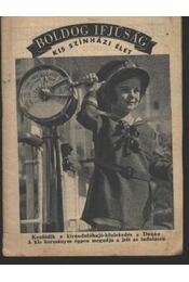 Kis Szinházi Élet 1936. 17. szám - Régikönyvek