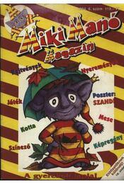Miki Manó Magazin 1994/6 - Régikönyvek