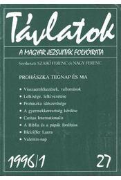 Távlatok 1996/1 27. - Régikönyvek