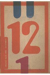 Mozgó Világ 1982. december - Régikönyvek