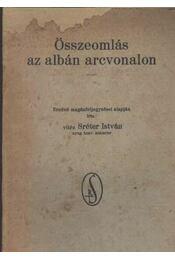 Összeomlás az albán arcvonalon - Régikönyvek