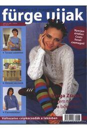 Fürge ujjak 2004. 3. szám március - Régikönyvek