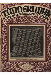 Tündérujjak 1928. június 6. szám - Régikönyvek