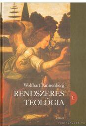 Rendszeres teológia 1. - Régikönyvek