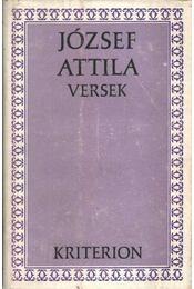 Versek - József Attila - Régikönyvek