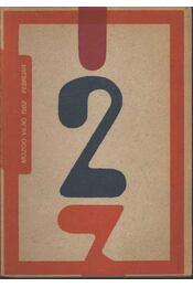 Mozgó Világ 1982/2. - Régikönyvek