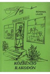 Közbelső rakodón (dedikált) - Régikönyvek