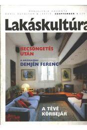 Lakáskultúra 1997/9. szeptember - Régikönyvek