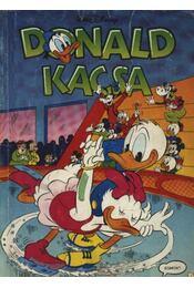 Donald Kacsa Vidám zsebkönyv 1992/01. - Régikönyvek