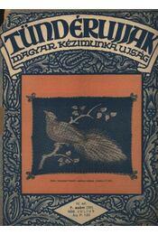 Tündérujjak 1928. július 7. szám - Régikönyvek