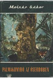 Pálmakunyhó az őserdő mélyén - Régikönyvek