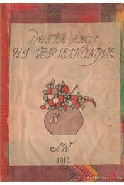 Dutka Ákos uj verseskönyve - Régikönyvek