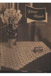 Fürge Ujjak 1957./1., 2., 5., 7. szám (4 db) - Régikönyvek