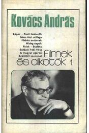 Kovács András - Régikönyvek