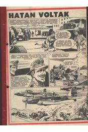 Hatan voltak ( Füles1984. 8-17 szám 1-10 rész ) - Régikönyvek