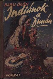 Indiánok a Dunán - Régikönyvek