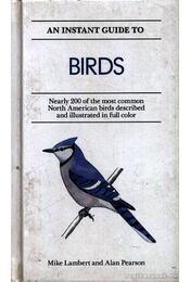An instant guide to birds (Madarak) - Régikönyvek