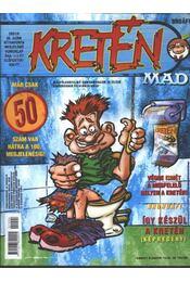 Kretén 2001/4. 50.szám - Régikönyvek