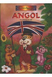 Angol - Régikönyvek