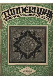 Tündérujjak 1928. február 2. szám - Régikönyvek